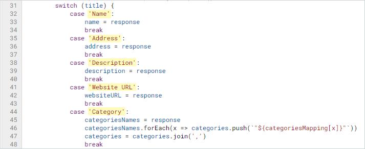 API-google-form-field-name