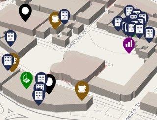 Map-digital-ecosystem