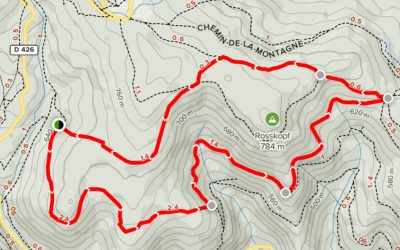 How to add hiking trails to your map?